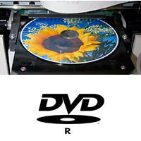 Thermal Printable DVD