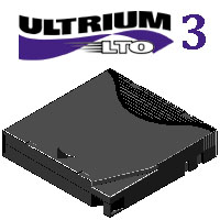 Ultrium LTO-3 Cartridges
