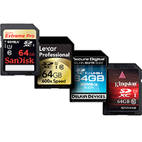 SDHC Cards
