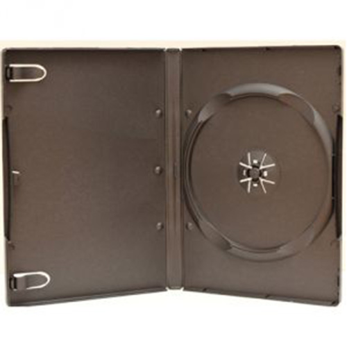 DVD Case - Black Single 14mm from Am-Dig