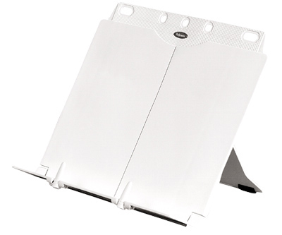 Fellowes 21100: Booklift Copyholder, Platinum