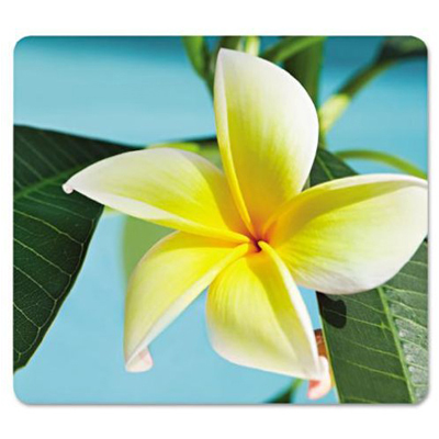 Fellowes 5913801: Yellow Flower Recycled Mousepad