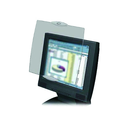 Fellowes 9689501: LCD Privacy Screen, 19in
