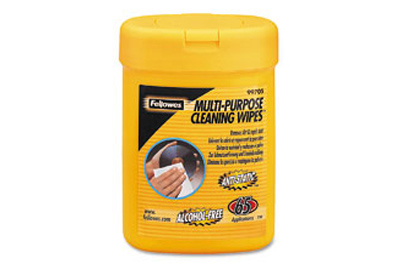 Fellowes 99705:Multipurpose Surface Cleaning Wipes from Am-Dig