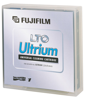 Fuji 600004292 LTO Ultrium Cleaner - 50 Pass from Am-Dig