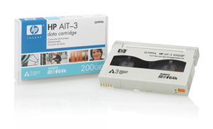 Hewlett Packard Q1999A AIT-3 Data Cartridge 200GB