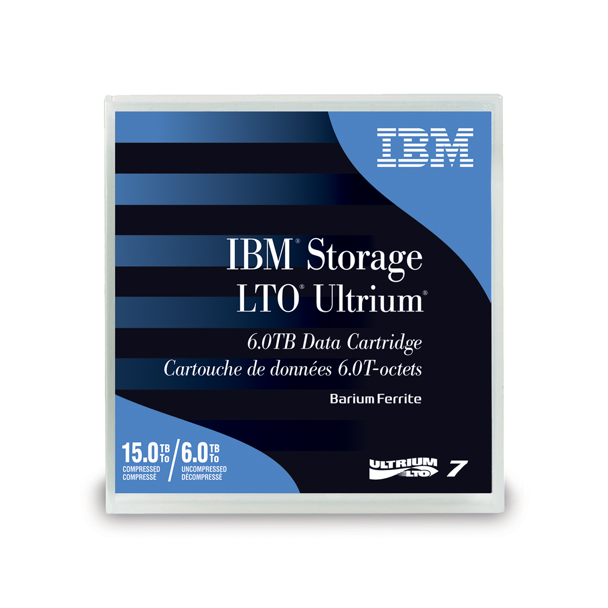 You may also be interested in the IBM 38L7302 LTO Ultrium-7 6TB/15TB LTO-7 w/ Bar....