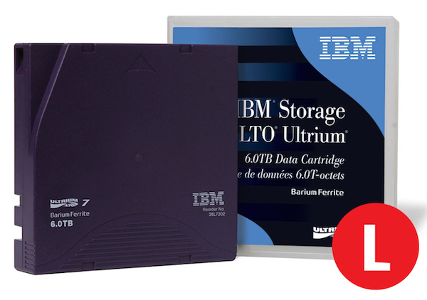You may also be interested in the IBM 24R1922 Ultrium LTO-3 Cartridge 400GB/800GB.