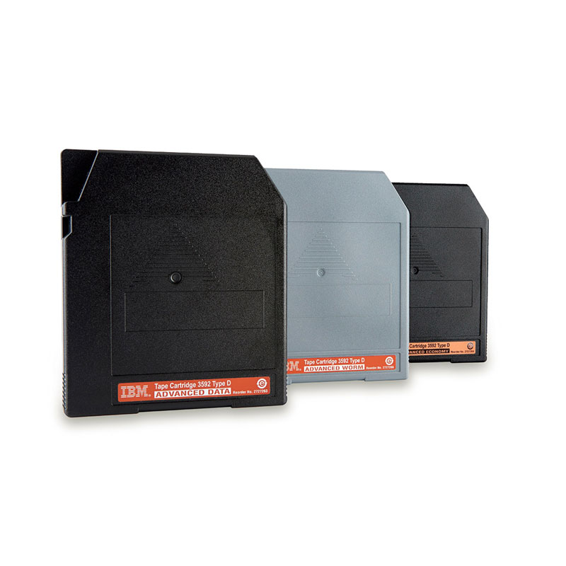 You may also be interested in the IBM 18P9271 1/2in Cartridge 3592 JA 300GB/500GB....