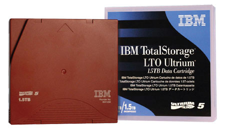 You may also be interested in the IBM 45E6715 LTO Ultrium Iv -- 800GB/1.6Tb Lib Pk.