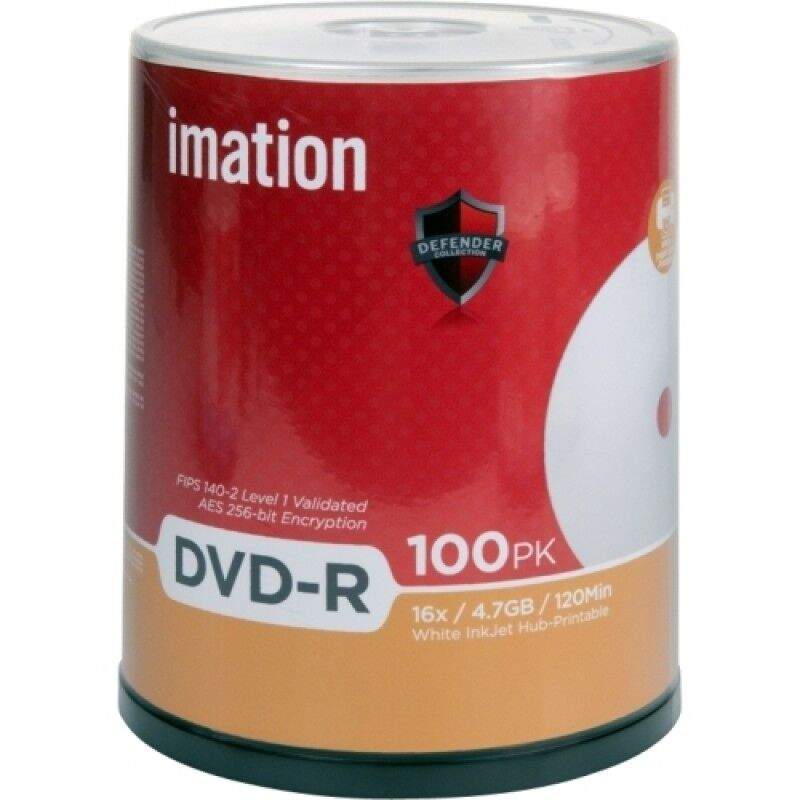 You may also be interested in the Imation CD-R, 80 min, 29652, 700MB, 52X Silver ....