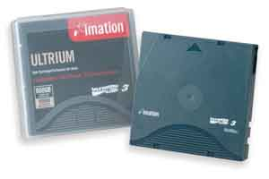 You may also be interested in the Imation 41277: Ultrium LTO-1 Cartridge 100/200GB .