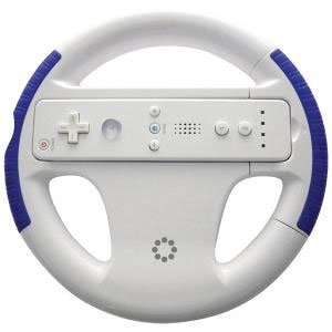 Memorex Blue Wii Racing Wheel