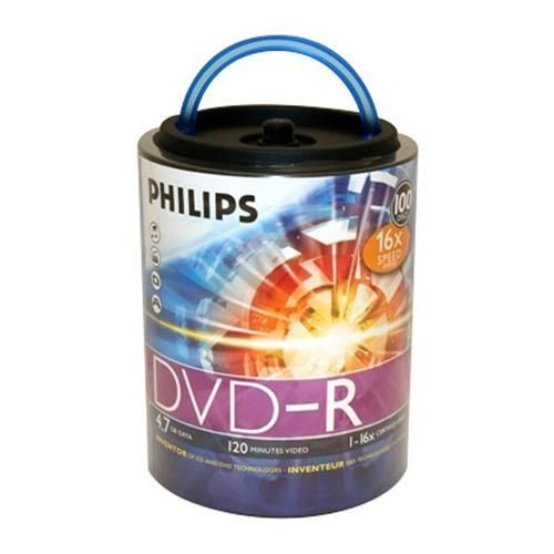 Philips DM4S6H00F/17 DVD-R 16x Spindle Handle from Am-Dig