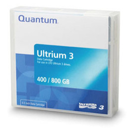 You may also be interested in the Quantum MR-L6MQN-03 LTO Ultrium-6 2.5TB/6.25TB ....