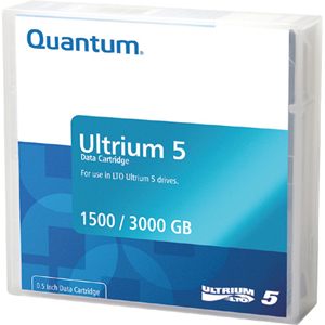 You may also be interested in the Quantum MR-L4MQN-01 LTO Ultrium-4 800GB/1.6TB 5....