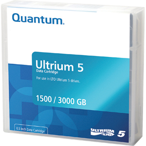You may also be interested in the Quantum MR-L5MQN-01 LTO Ultrium 5 1.5TB/3.0TB 1....