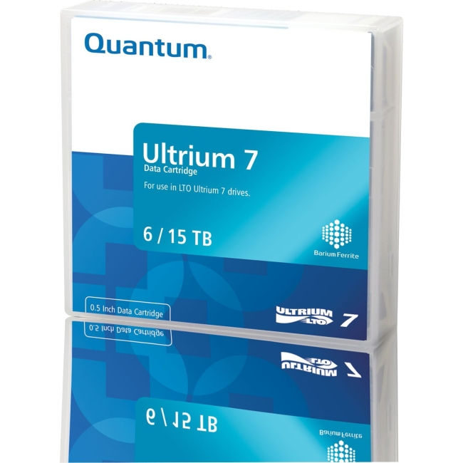 You may also be interested in the Tape, LTO, Ultrium-6, 2.5TB/6.25TB BARIUM FERRI....