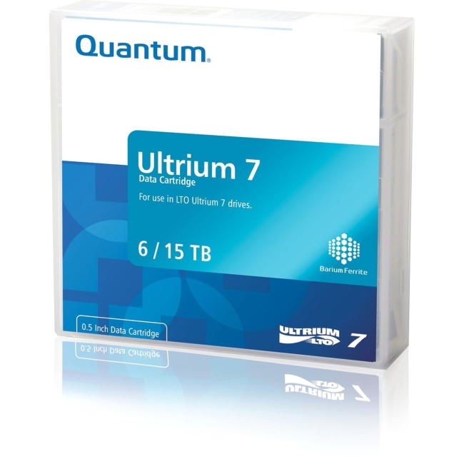 You may also be interested in the Quantum MR-L7LQN-BC LTO Ultrium-7 6TB/15TB LTO-....