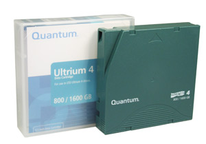 Quantum MR-L4MQN-01 LTO Ultrium-4 800GB/1.6 TB  from Am-Dig