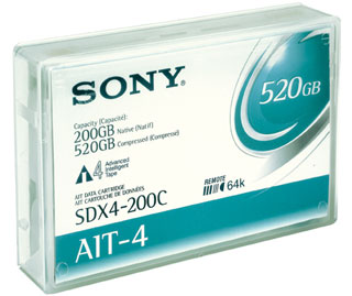 Sony AIT-4 Tape AME 200/520GB