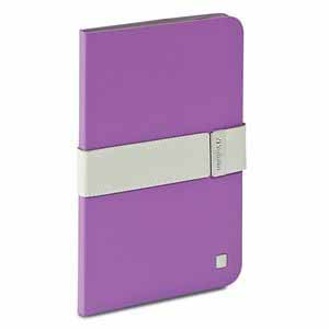 Verbatim 98420: Purple/Grey Folio iPad Mini Case from Am-Dig