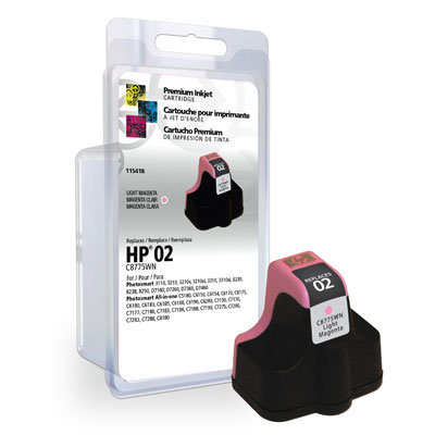 West Point 115418 Restored HP #02 Light Magenta from Am-Dig