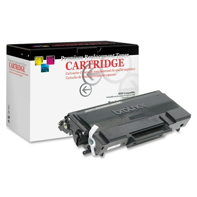 West Point 200028P Restored Brother TN650 Toner from Am-Dig
