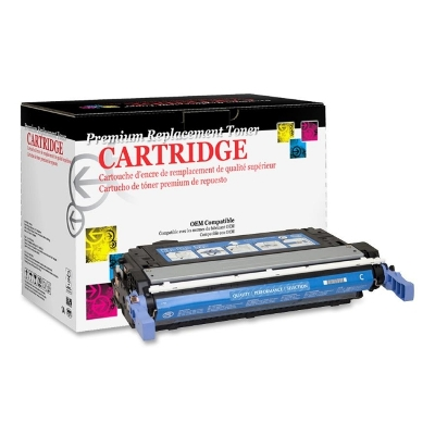 West Point 200170P Restored HP Q5951A Cyan Toner from Am-Dig