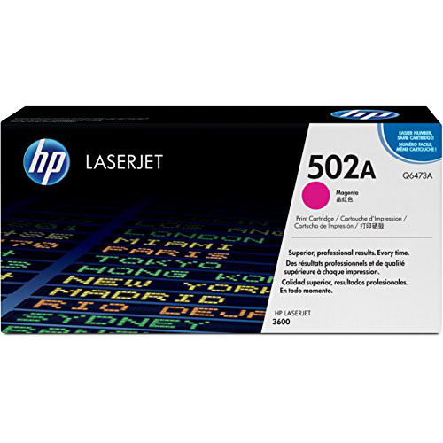 WestPoint 200083P HP Q6473A Magenta LaserJet Toner from Am-Dig