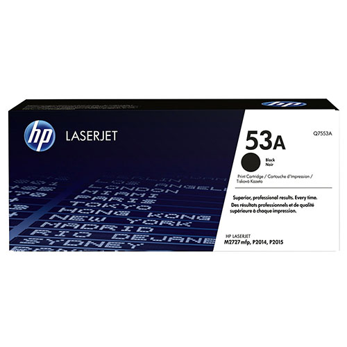 West Point 200094P HP Q7553A Black LaserJet Toner from Am-Dig