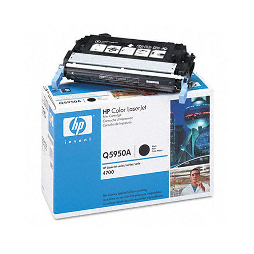 West Point 200169P HP Reman Q5950A Black Toner Car from Am-Dig