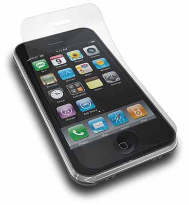 Xtrememac 01557: Glossy Tuffshield for iPhone 3G  from Am-Dig