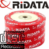 See what's in the Ridata / Ritek Recordable CD-R category.