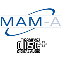 MAM-A Digital Audio CD-R