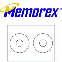 Memorex Compatible Labels