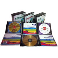 See what's in the CD-R in Jewel Cases category.