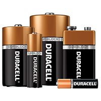 See what's in the Batteries category.